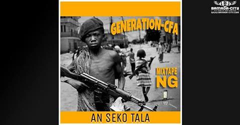 G CFA - AN SEKO TALA - PROD BY BAGADO