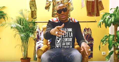 Mokobe Feat. Yabongo Lova - Femme Africaine (Clip)