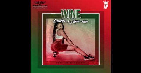 CASHA Feat. MEMO LOUP - WINE (SON)