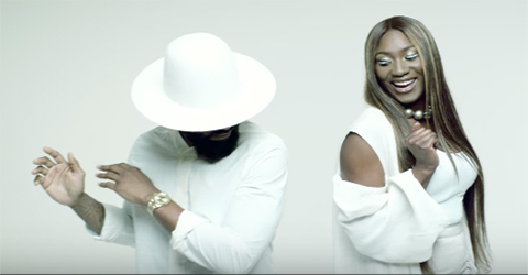 Fally Ipupa Feat. Aya Nakamura - Bad Boy (Clip)