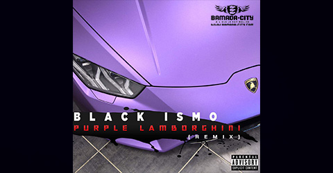 BLACK ISMO - PURPLE LAMBORGHINI (REMIX) (SON)
