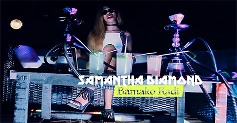 SAMANTHA DIAMOND - BAMAKO KADI (Clip Officiel)