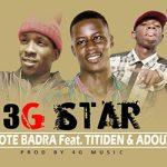 ANTIDOTE BADRA Feat. TITIDEN & ADOUZY - 3G STAR (SON)