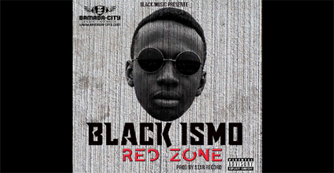 BLACK ISMO - RED ZONE (SON)