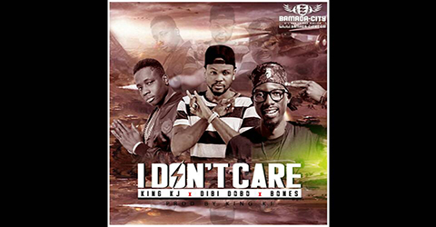 KING KJ Feat. DIBI DOBO & BONES - I DON'T CARE (SON)