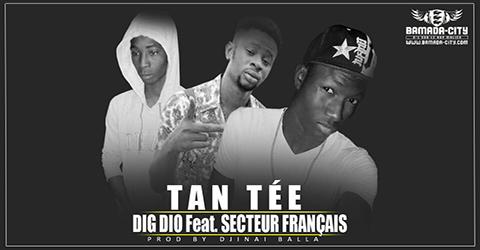 DIG DIO Feat. SECTEUR FRANÇAIS - TAN TÉE (SON)