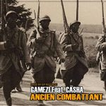 GAMEZI Feat. CASHA - ANCIEN COMBATTANT (SON)
