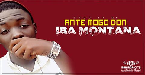 IBA MONTANA - ANTE MOGO DON (SON)