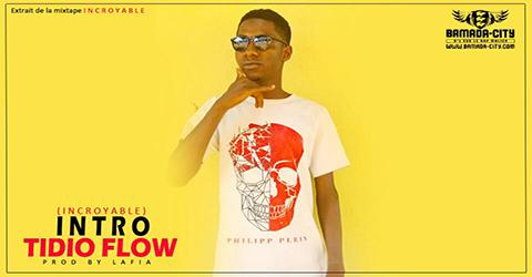 TIDIO FLOW - INTRO (INCROYABLE) (SON)