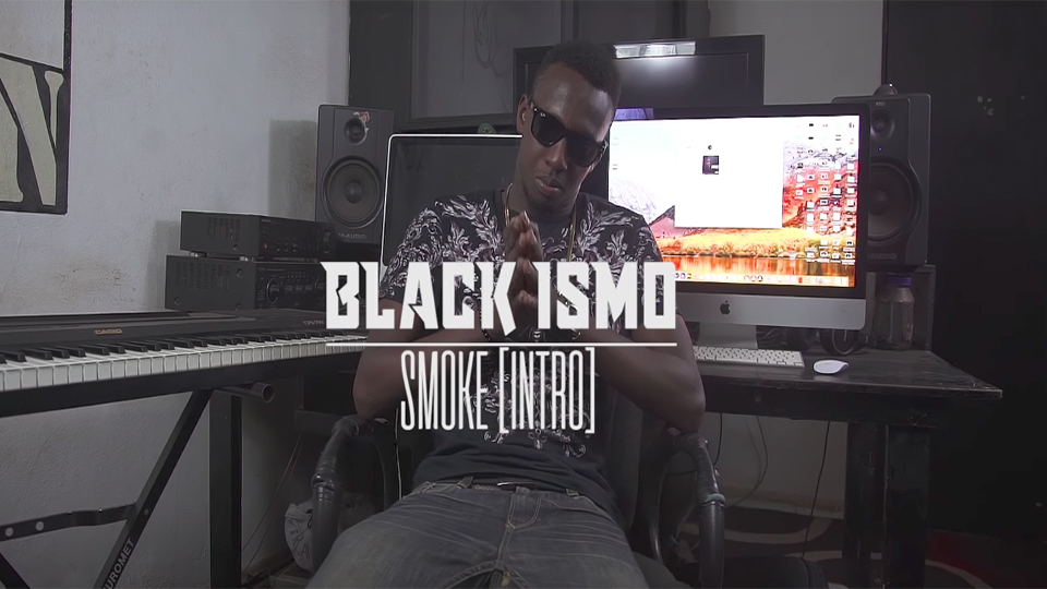 BLACK ISMO - SMOKE (INTRO THE BLACKTAPE VOL. 2)