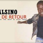 SALSINO - JE SUIS DE RETOUR (SON)