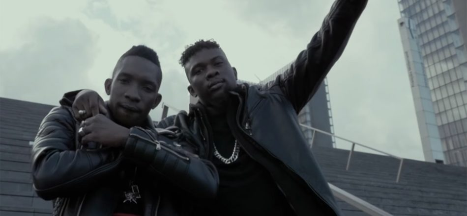 TITIDEN (LIL IBA) Feat. IBA ONE - HIGHT LEVEL (CLIP)