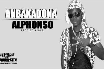 ALPHONSO - ANBAKADONA Prod by NEGUE
