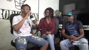 Interview MALIBA PRODUCTION & DIG DIO Mars 2018 (Vidéo)