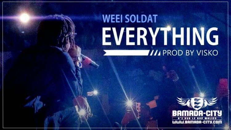 WEEI SOLDAT - EVERYTHING Prod by VISKO