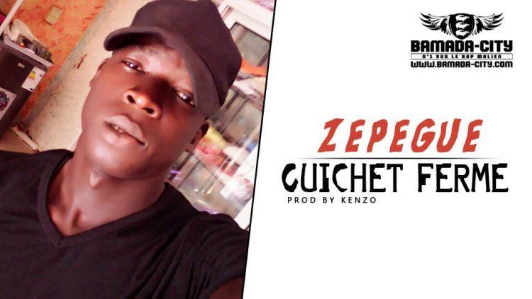 ZEPEGUE - GUICHET FERME