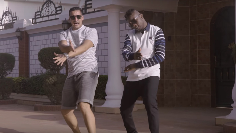 DJ MOH GREEN Feat. IBA ONE - SIYÉ REMIX (CLIP)
