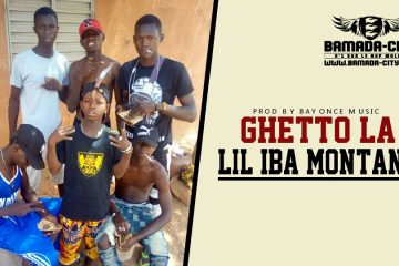 LIL IBA MONTANA - GHETTO LA Prod by BAYONCE MUSIC