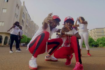 MAMI LA STAR Feat. VIEBOU LOUP - WE COME FROM MALI (CLIP)