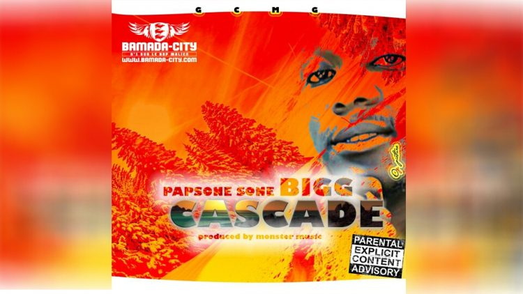 PAPSON SONE BIGG - CASCADE Prod by MONSTER MUSIC