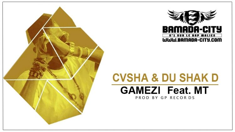 GAMEZI Feat. MT - CVSHA & DU SHAK D - CHOUTA REMIX Prod by GP RECORDS