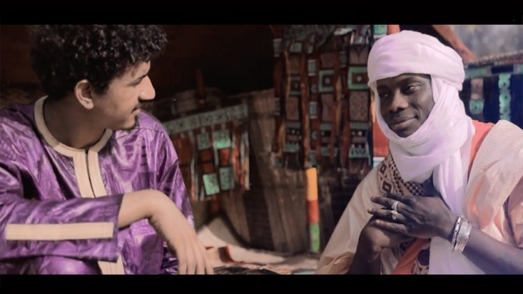 Kader Tarhanine Feat. Sidiki Diabate - Tarhanine (Diarabi) (Clip Officiel)