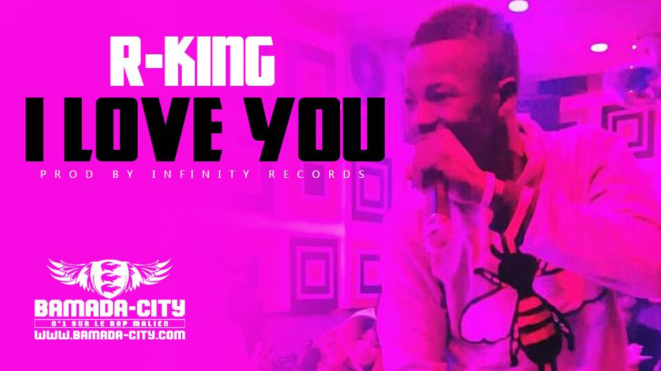 R-KING - I LOVE YOU