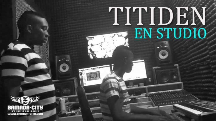 TITIDEN EN STUDIO