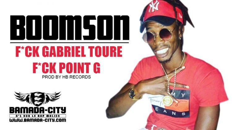 BOOMSON - F*CK GABRIEL TOURE F*CK POINT G Prod HB RECORDS