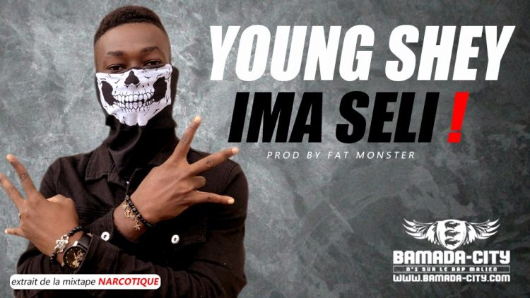 YOUNG SHEY - IMA SELI ! extrait de la mixtape NARCOTIQUE Prod by FAT MONSTER