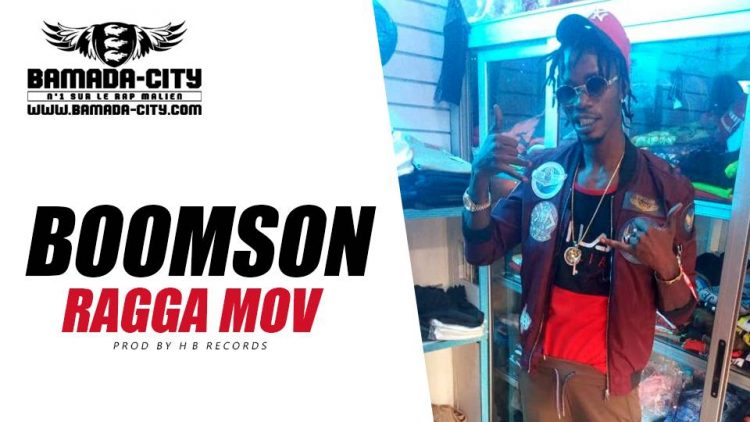 BOOMSON - RAGGA MOV Prod by HB RECORDS
