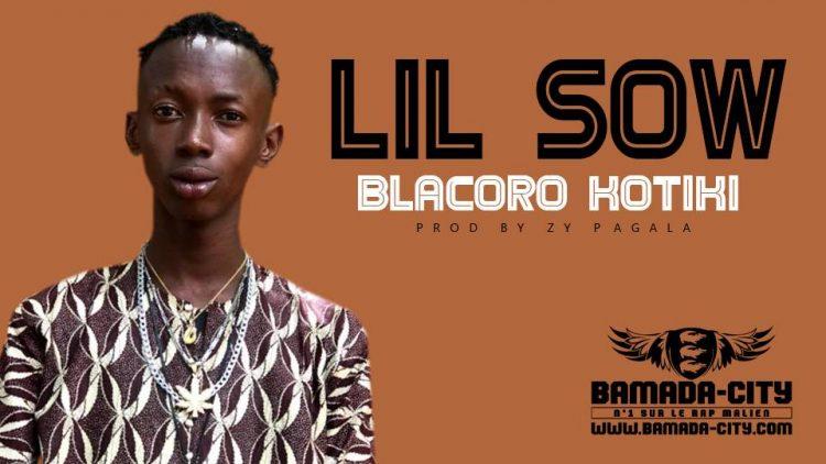 LIL SOW - BLACORO KOTIKI Prod by ZY PAGALA