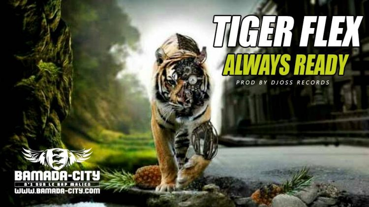 TIGER FLEX - ALWAYS READY Prod by DJOSS RECORDS