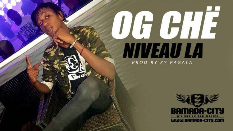 OG CHE - NIVEAU LA Prod by ZY PAGALA