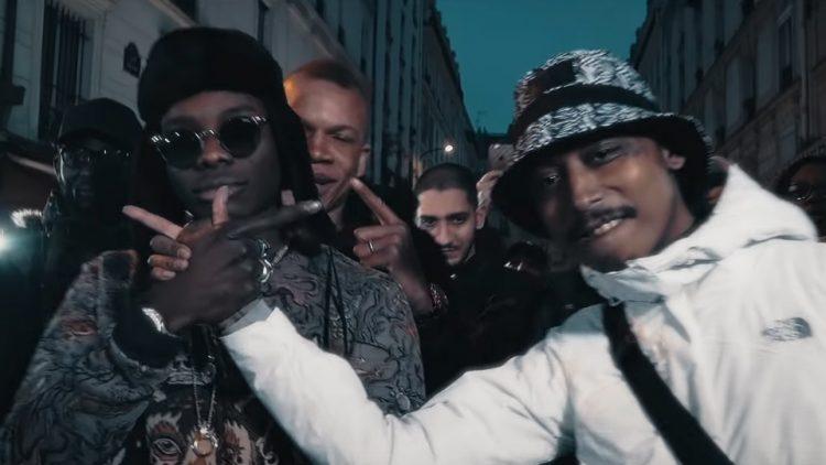 GUIZMO Feat. SIDIKI DIABATE - JAMAIS OUBLIÉ (Clip Officiel)