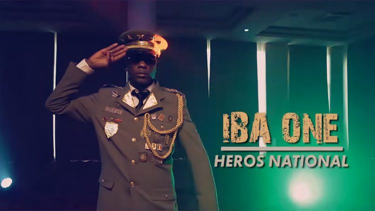 Iba One - Héros National (Clip Officiel)
