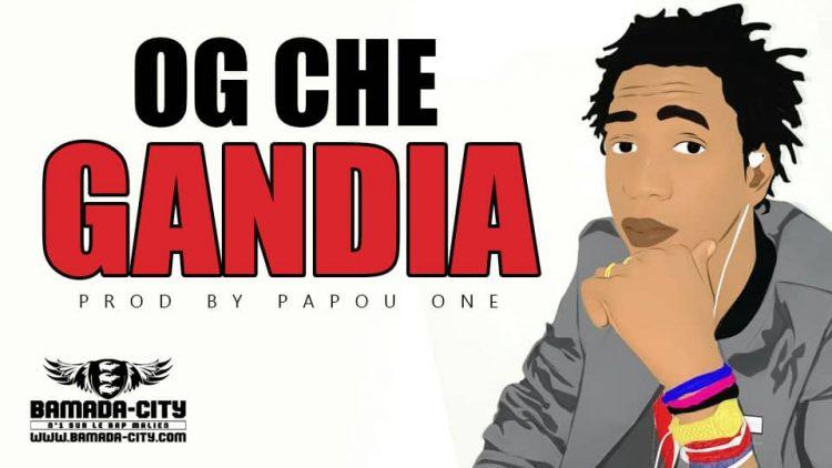 OG CHE - GANDIA Prod by PAPOU ONE