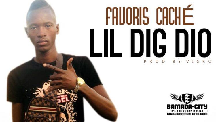 LIL DIG DIO - FAVORIS CACHÉ Prod by VISKO