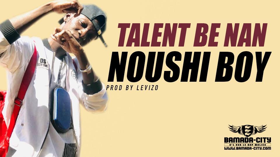 NOUSHI BOY - TALENT BE NAN Prod by LEVIZO
