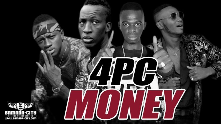 4PC (PAOPY PARFAIT, ALBA MANIKA, MOMO CHOCO & FAKOLY LEZY) - MONEY - PROD BY LVDS