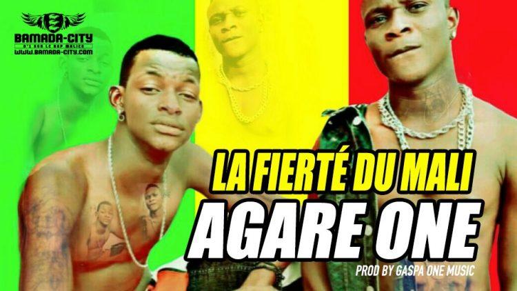 AGARE ONE - LA FIERTÉ DU MALI Prod by GASPA ONE MUSIC