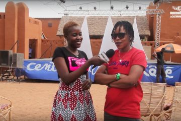 AMI YEREWOLO au Festival sur le Niger 2019 (Vidéo Interview)