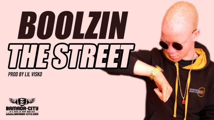 BOOLZIN - THE STREET Prod by LIL VISKO