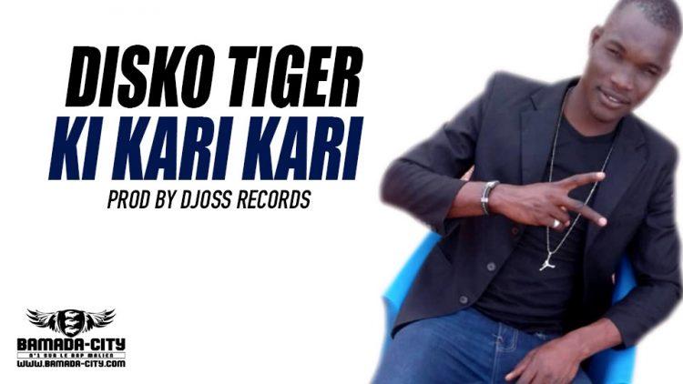 DISKO TIGER - KI KARI KARI Prod by DJOSS RECORDS