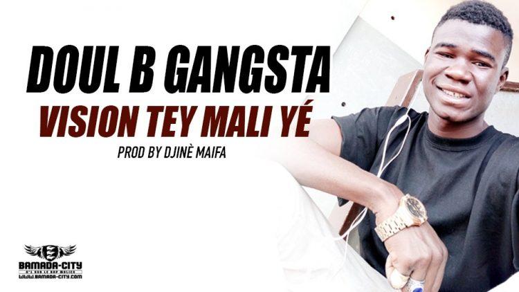 DOUL B GANGSTA - VISION TEY MALI YÉ Prod by DJINÈ MAIFA