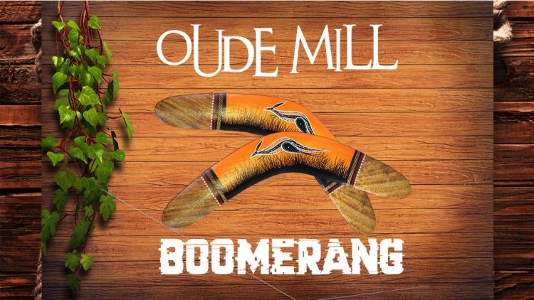 OUDE MILL - BOOMERANG Prod by LIL BEN