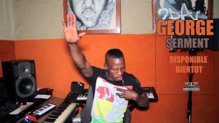 Séance de freestyle de GEORGE chez Visko (Vidéo)