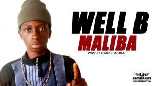 WELL B - MALIBA Prod CHEICK TRAP BEAT