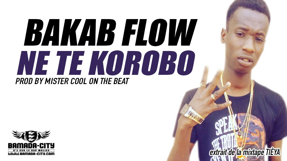 BAKAB FLOW - NE TE KOROBO extrait de la mixtape TIÈYA Prod by MISTER COOL ON THE BEAT