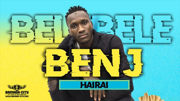 BELEBELE BENJ - HAIRAI Prod by VISKO
